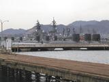 アレイからすこじま-潜水艦と護衛艦02
