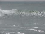 御宿中央の波