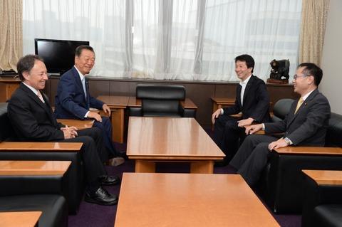 2沖縄知事選