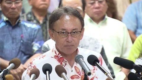 沖縄知事選5