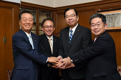 沖縄知事選4