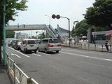 表参道歩道橋