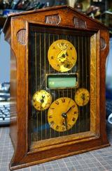 レストア奮戦記 古時計
