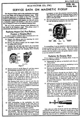 RCA MCカートリッジの原型