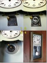 ボンボン時計の完成