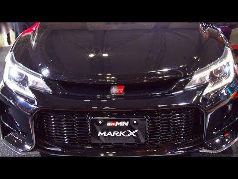【朗報】お前らに人気のマークX、生産終了じゃなかった!「トヨタ・マークX GRMN 2(仮称)」が発売予定