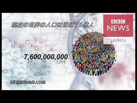 【画像】この世界人口増加のグラフ怖すぎワロタ・・・
