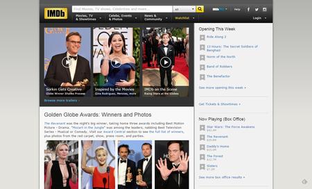 IMDb - Movies,