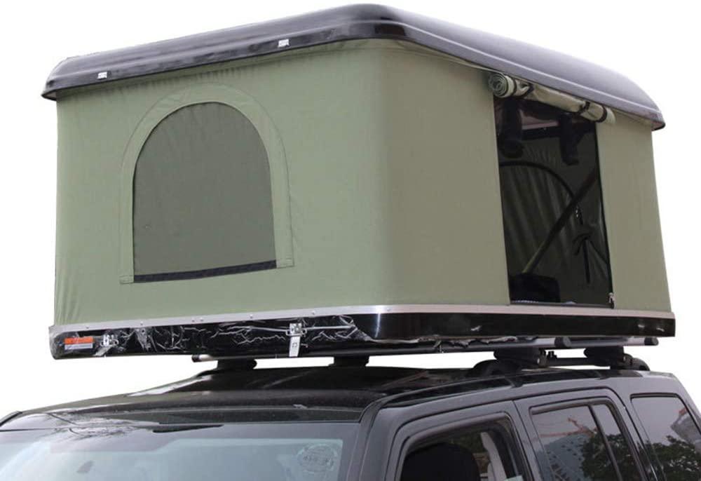 【画像】今、こういうテントが流行ってるらしい・・・これ屋根は大丈夫なん?