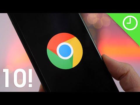 【裏技】これがあまり知られてない「Android版Chrome」を便利にする9つのテク・・・お前らいくつ知ってた?