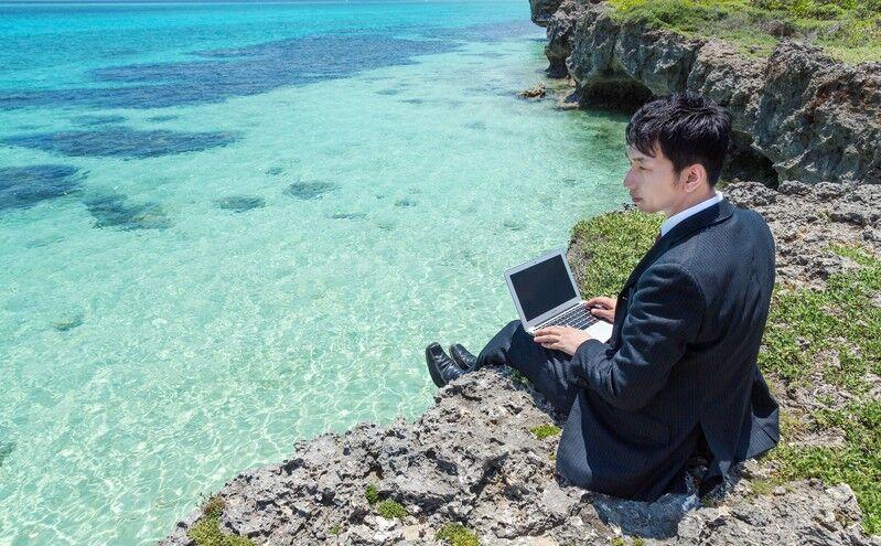 【コロナ】にわかに「テレワーク」が注目を集めているという事実。。。もし日本中のリーマンが在宅勤務を経験したら・・・世の中はこんなふうになる!?