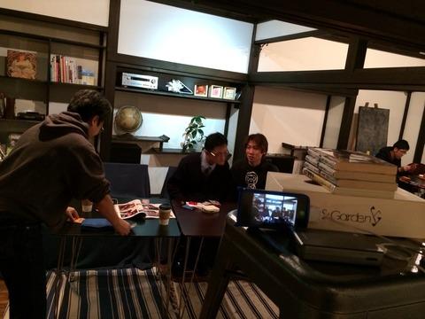 Ustream生放送ヾ(@⌒ー⌒@)ノ
