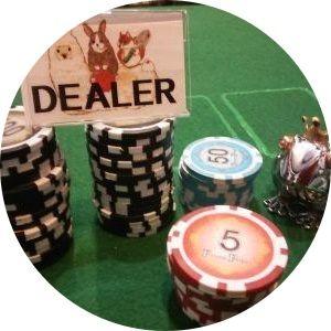 平日 ポーカー会 毎週木曜