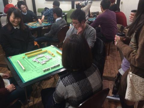 7/29 麻雀会&エスガ雀聖決定戦予選