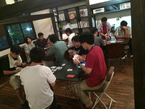 7/19 ボードゲーム会