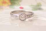 リフォーム 婚約指輪