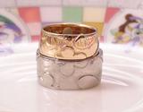 トランプ柄の結婚指輪