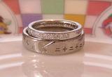 スズキの結婚指輪