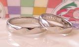 クマの結婚指輪