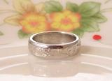 うさぎの指輪