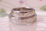 犬と猫の結婚指輪