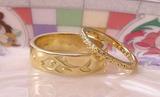 魚の結婚指輪