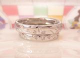 さくらの結婚指輪