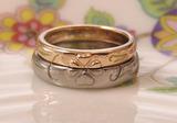 四葉 結婚指輪