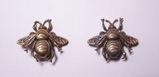 蜂のイヤリング
