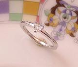ハートカットのダイヤモンドリング