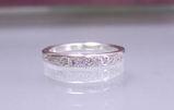 結婚12年目の指輪
