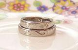 結婚指輪 猫
