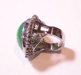 翡翠の指輪