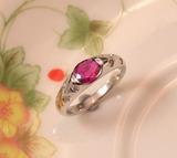 ルビの指輪リフォーム
