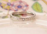 結婚記念指輪