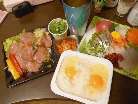 独身社畜営業マンの夕飯晒すwww(※画像あり)