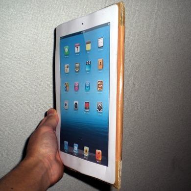 iPadモックアップ