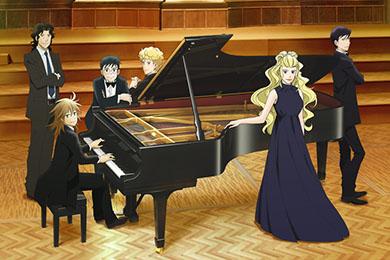 ピアノの森 第2シリーズ