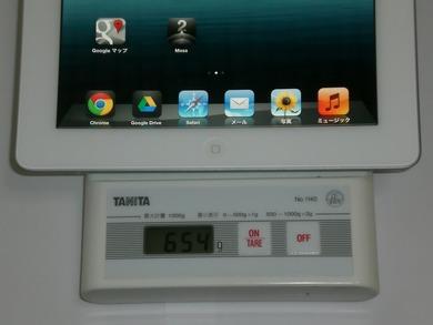 iPad3_重さ