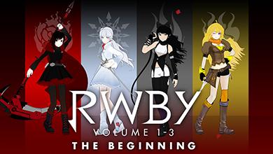RWBY VOLUME1-3: The Beginning