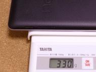 Nexus 7 (2012) 重さ