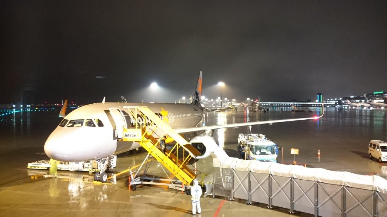 千葉が大好き、日本が大好き:成田空港第3ターミナルの出発とT3 ...