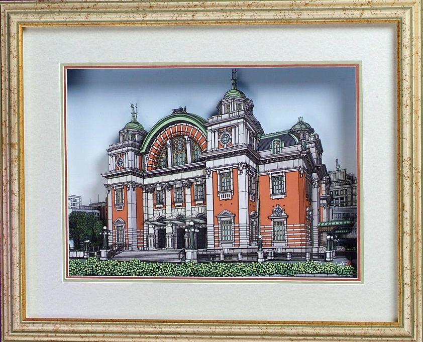 大阪市中央公会堂(通称中之島公会堂)。。。 : シャドー ...