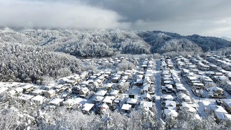 雪の3丁目