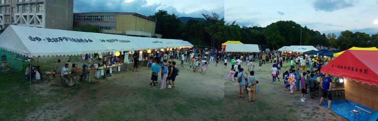 夏祭り広域