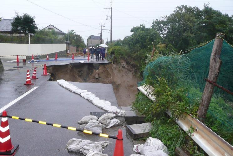 比叡平斜面崩壊2