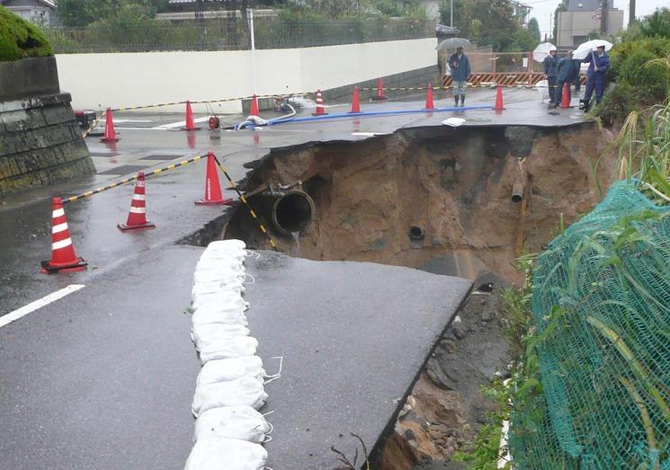 比叡平斜面崩壊3