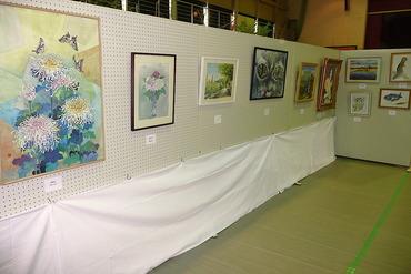 木下美術館絵画教室