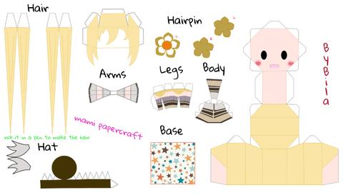 mami_tomoe_chibi_papercraft_by_bila_sama-d378dr7