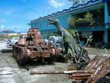 日本軍戦車inグアム
